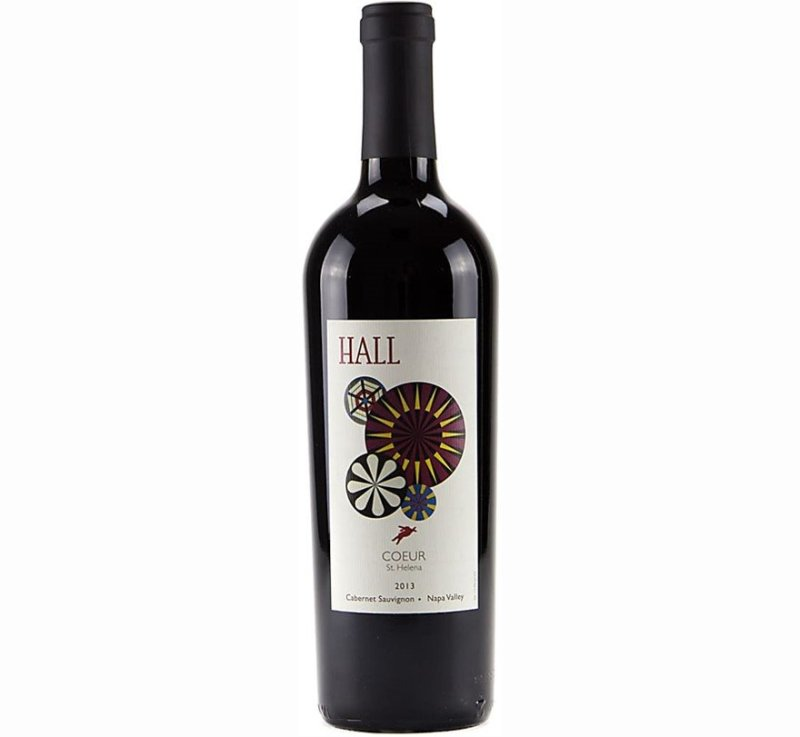 Hall Coeur Cabernet Sauvignon 2013 | Opulent & Tantalizing | Cellar Selection | Pairs w/Red Meat, Vegetables, Fish, Cheese| Serve 60-65°F | Drink now thru 2037 | 95IWR | 93RP | Red Blend | Cabernet · Merlot | Napa, CA | Winemaker Megan Gunderson