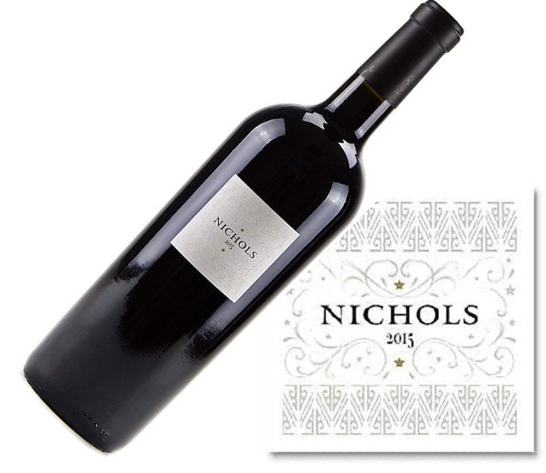 Nichols Cabernet Sauvignon Reserve Diamond Mountain District 2015