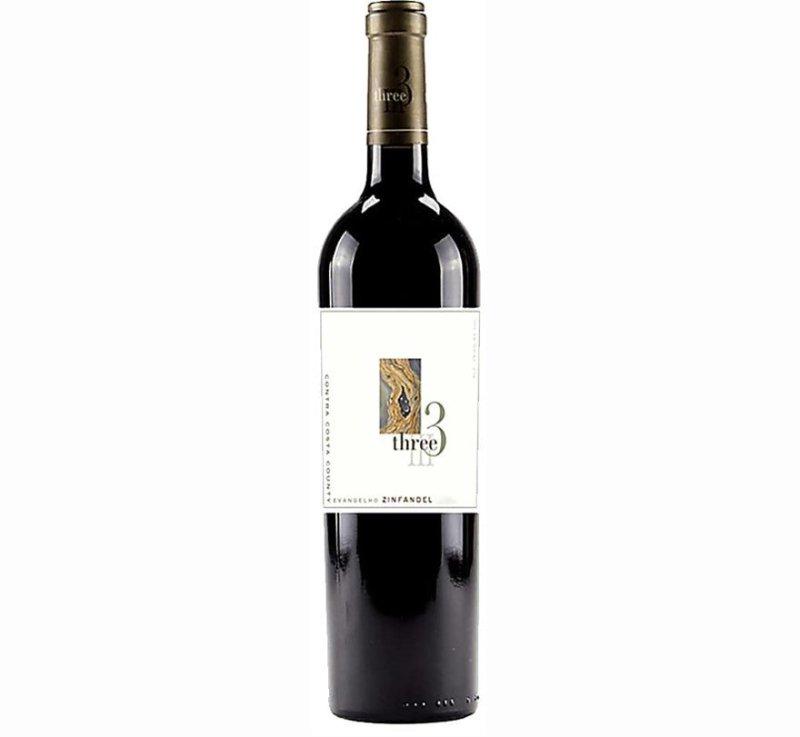 Three Wine Company Evangelho Zinfandel 2015 | Lavish & Complex | Cellar Selection | Pairs w/Red Meat, Hard Cheese, Comfort foods | Serve 58-62°F | Drink now thru 2024 | 94WA | Zinfandel | Contra Costa County, CA | Winemaker Matt Cline