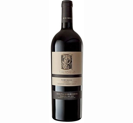 Burchino Il Burchino Toscana IGT 2010 | Over-Achieving Super Tuscan | Pairs w/Red Meat, Hard Cheese | Serve 60-65°F | Drink now thru 2025 | 93JS | Red Blend | Sangiovese · Cabernet · Merlot | Tuscany, Italy | Winemaker Piergiorgio Castellani
