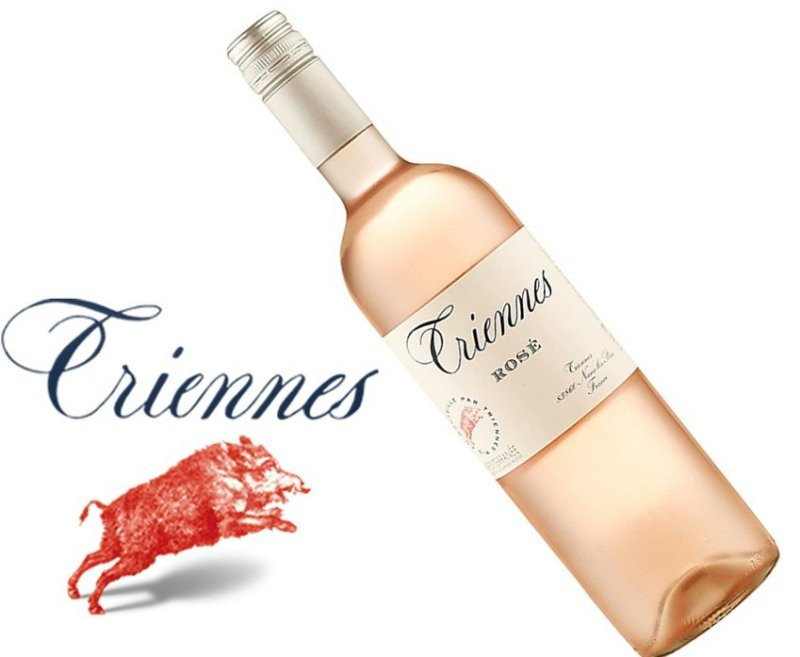 Triennes Rosé 2017   Vibrant & Fresh   Pairs w/Vegetables, Shellfish, Poultry, Comfort foods   Drink 45-50°F   Drink now thru 2020  94WA   Rose Wine   Cinsault, Grenache, Syrah and Merlot   Provence, France