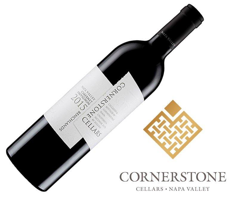 Cornerstone Cellars Benchlands Cabernet Sauvignon 2015