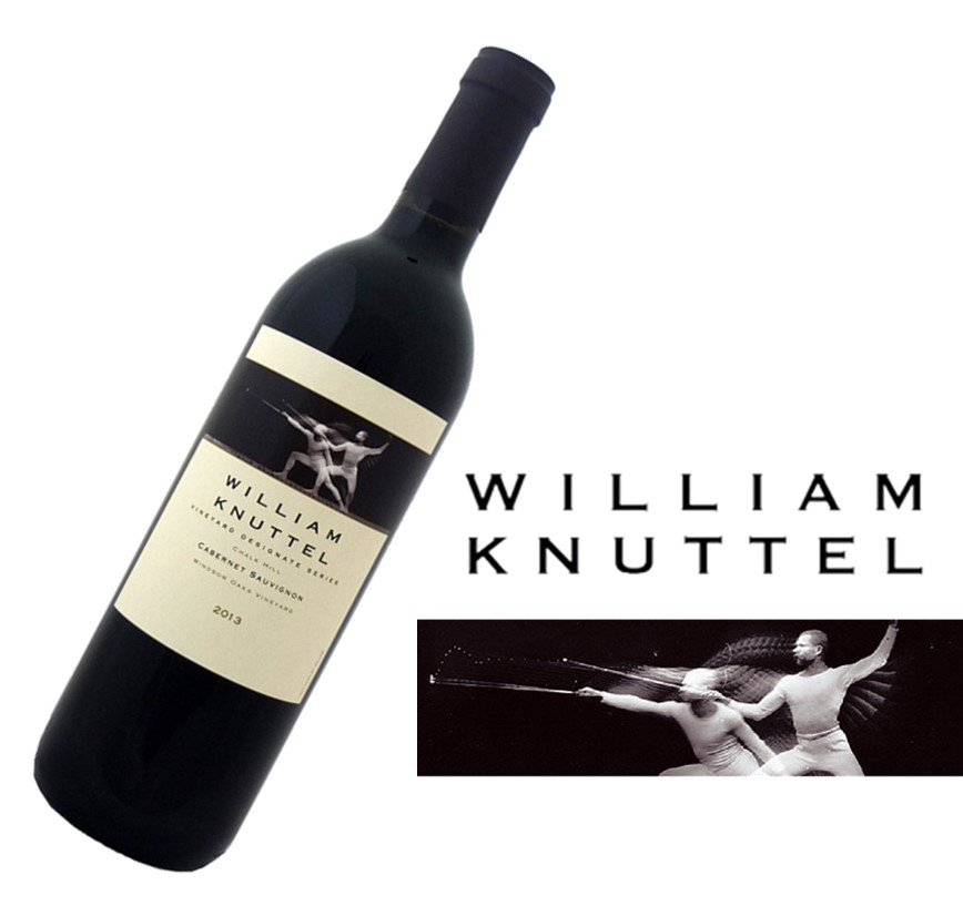 William Knuttel Windsor Oaks Vineyard Cabernet Sauvignon 2013