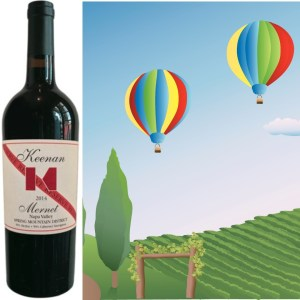 Keenan Mernet Reserve 2014 | Spring Mountain District
