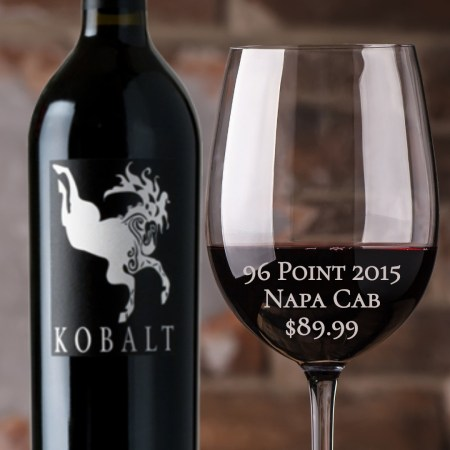 Kobalt Cabernet Sauvignon 2015