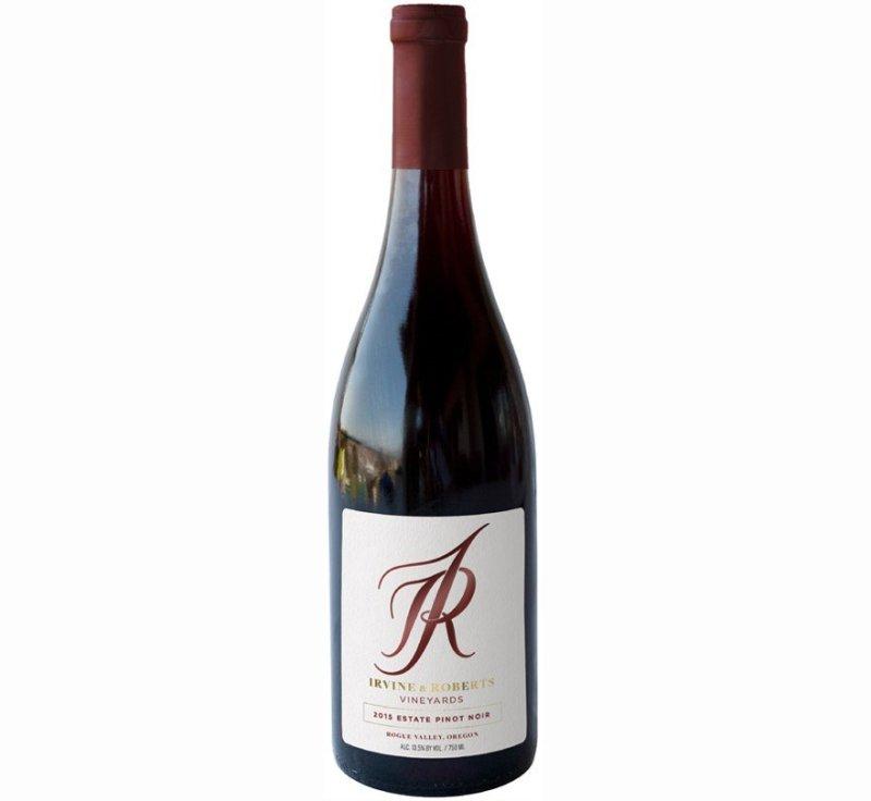 Irvine & Roberts Vineyards Pinot Noir 2015
