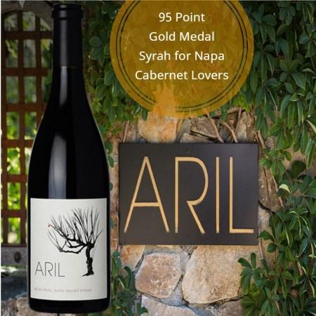 Aril Atlas Peak Syrah 2012