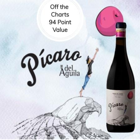 Dominio del Aguila Picaro Tinto 2015