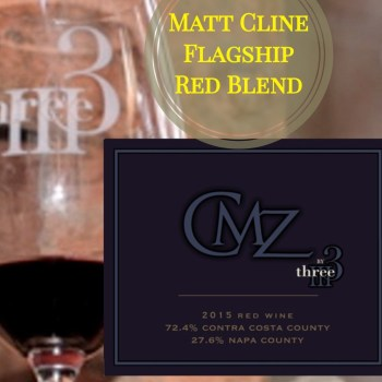 Three Wine Company CMZ 2015