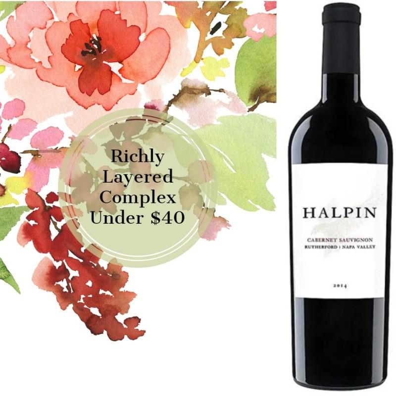 Halpin Cabernet Sauvignon 2014