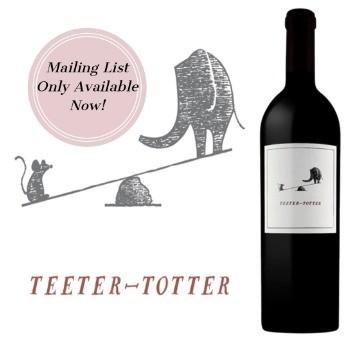 Teeter-Totter Cabernet Sauvignon 2014