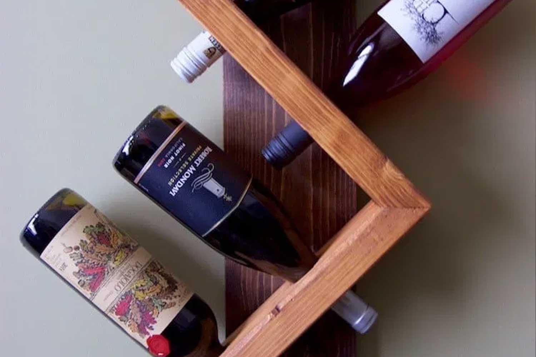top 10 best diy wine racks ideas wine