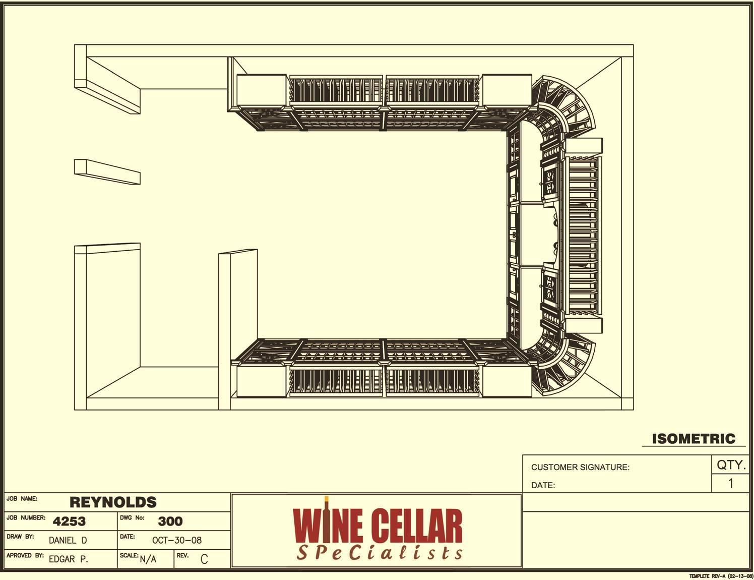 Build DIY Wine cellar design plans PDF Plans Wooden ...