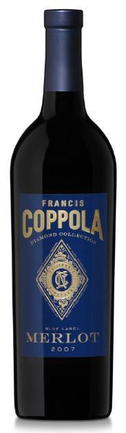Coppola Diamond Collection Blue Label Merlot
