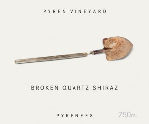 Pyren Broken Quartz Shiraz 2010
