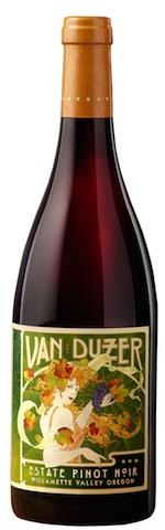Van Duzer Estate Pinot Noir