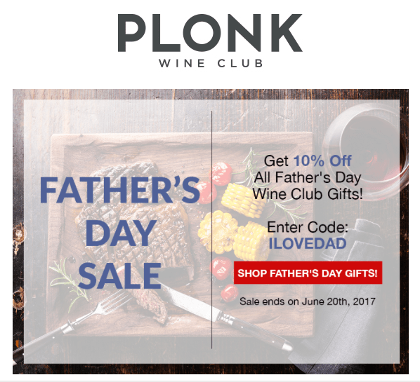 Get 10% Off With This Coupon Code From the Plonk Wine Club