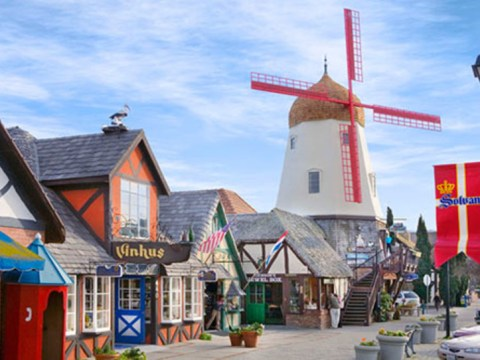 Solvang Wine Country