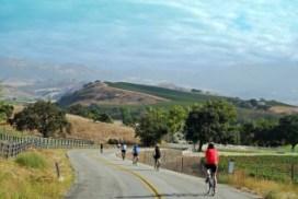 Happy Canyon Cycling Tour