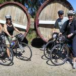Wine & Chocolate Cycling Tour