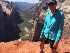 Jo Ann Reck - Hiking Guide