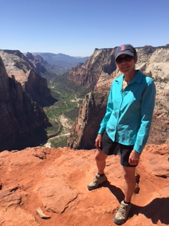 Jo Ann Reck - Hiking Guide