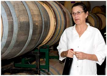 Julie Johnson winemaker Tres Sabores