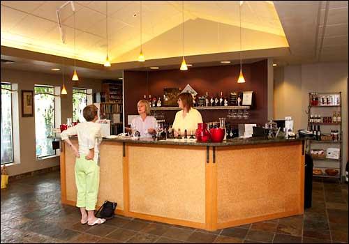 Bernard Griffin Tasting Room
