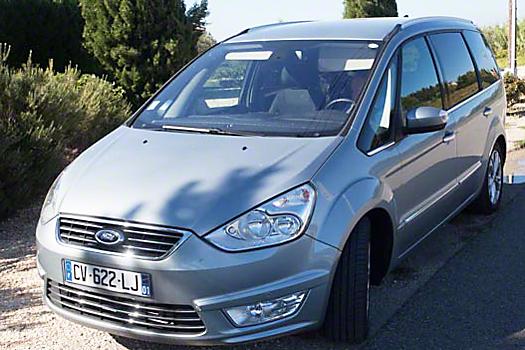 Ford rental car