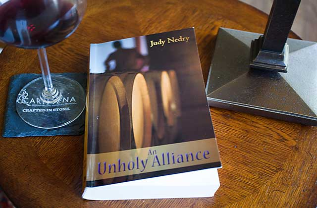 Unholy Alliance by Judy Nedry