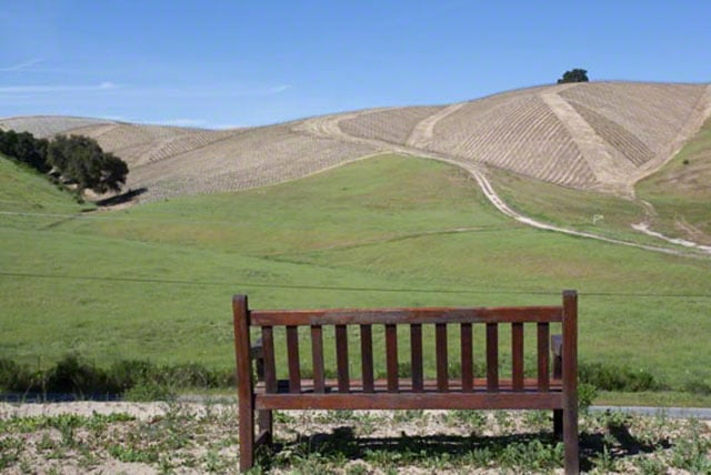 April weather in wine country - Paso Robles. the Adelaida District AVA