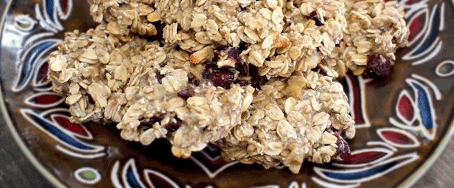 3-Ingredient Clean Cookies