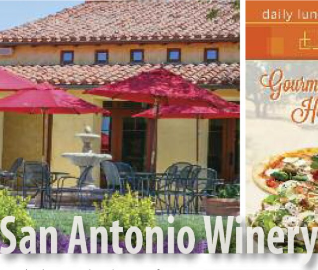 San Antonio Winery Day Trips Fall 2016 Wine Country This Week Magazine Wineries Wine Tasting Wine Tasting Maps