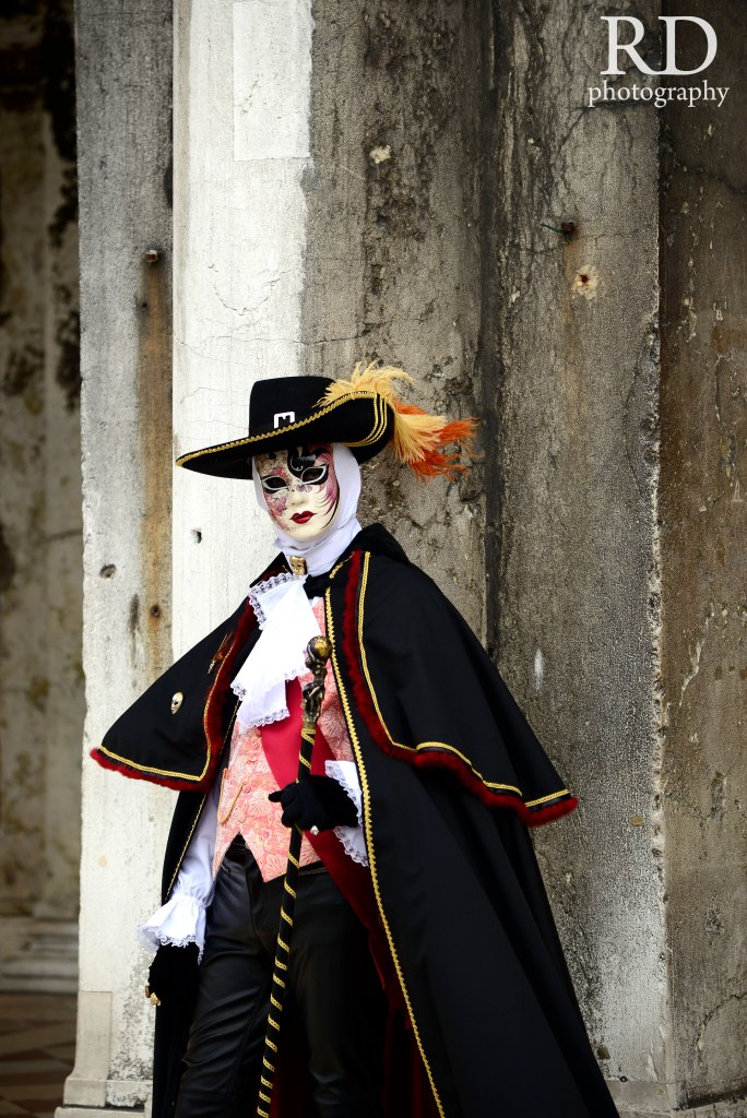 Mystery - Carnival - Venice - Wine Dine Wander