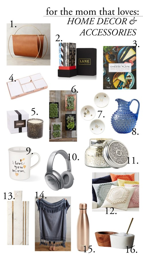 Home & Accessories Guide