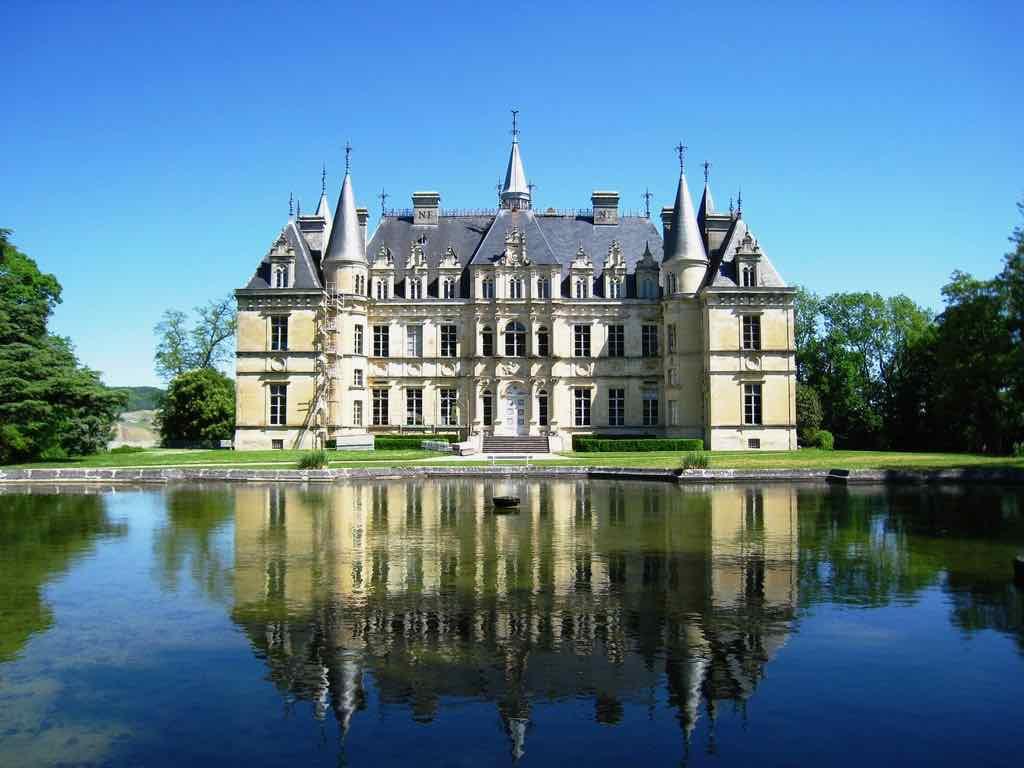 Chateau de Boursault