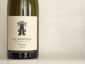 Wine Tasting Review SC Pannell Adelaide Hills Nebbiolo 2010