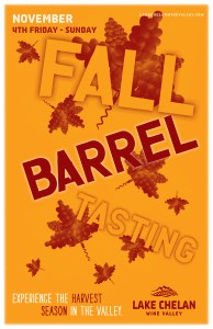 Fall Barrel Tasting