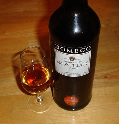 Bottle of Amontillado
