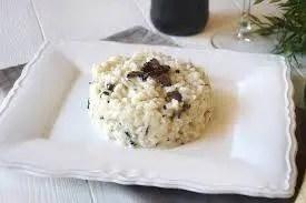 abbinamento risotto tartufo winekissyou