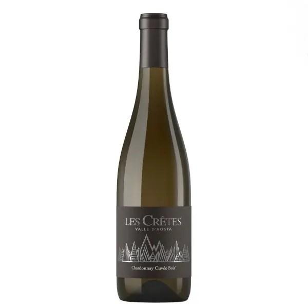 """Valle d'Aosta DOP Chardonnay """"Cuvée Bois"""" 2018 - Les Crêtes"""