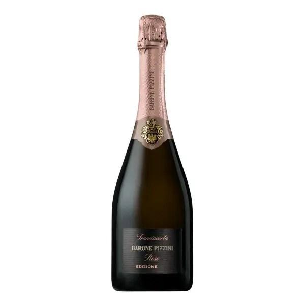 Franciacorta DOCG Rosé Extra Brut 2016 - Barone Pizzini