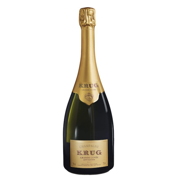 Champagne AOC Brut ''Grande Cuvée'' 168ème Édition – Krug