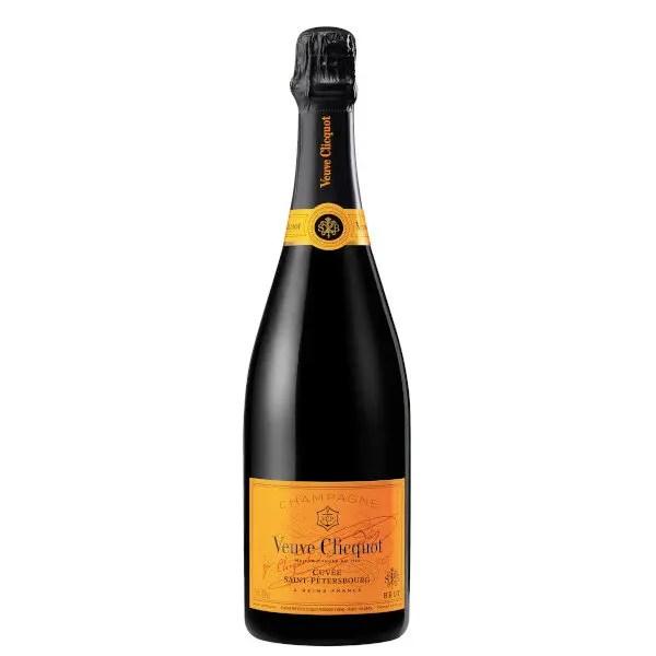 Champagne AOC Brut ''Cuvée Saint-Pétersbourg'' - Veuve Clicquot