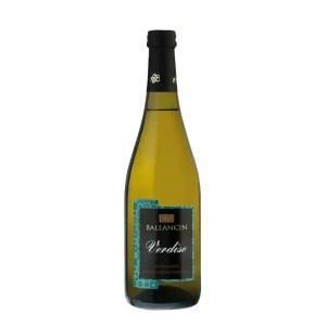 Vino Bianco Frizzante Verdiso Colli Trevigiani IGT 2019 – Ballancin
