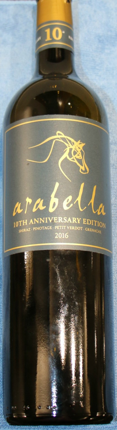 Arabella 10th Anniversary Wine