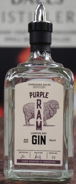 Purple Ram London Dry Gin