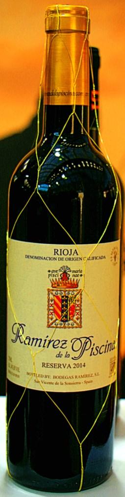 Ramirez de la Piscina Rioja Reserva