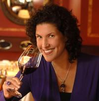 Liza Zimmerman wine