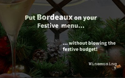 What to drink: Bordeaux wines for Christmas